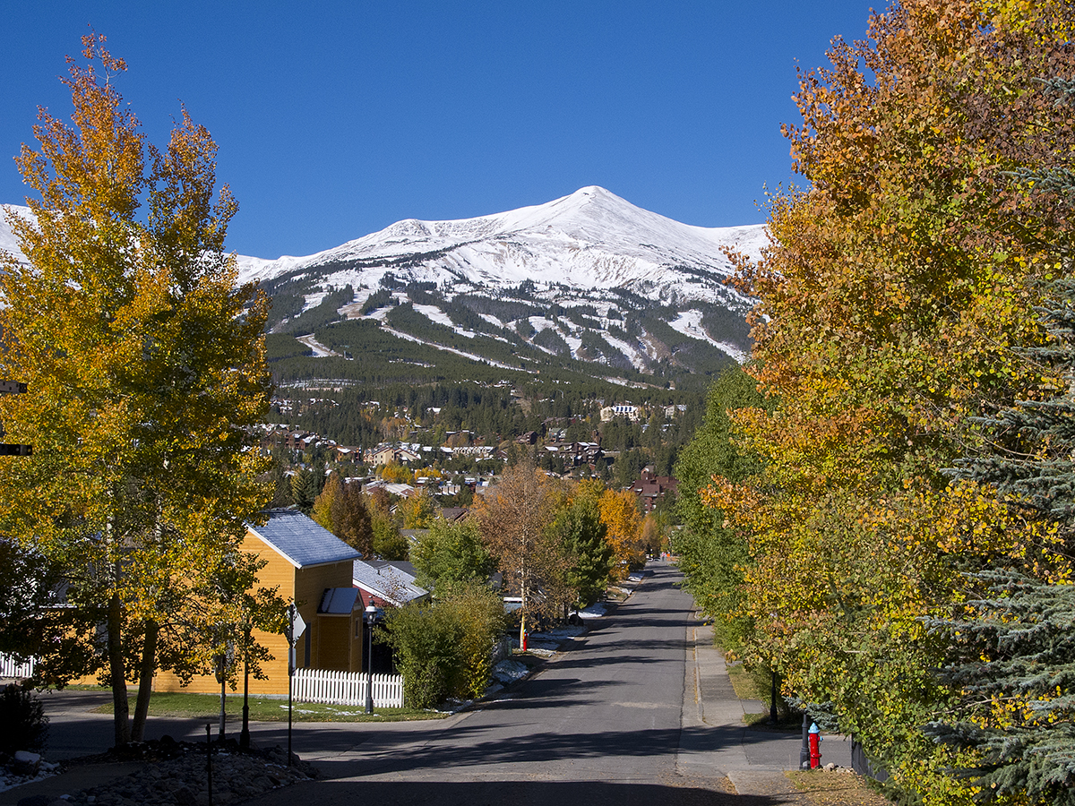 Breckenridge lodging at it's best