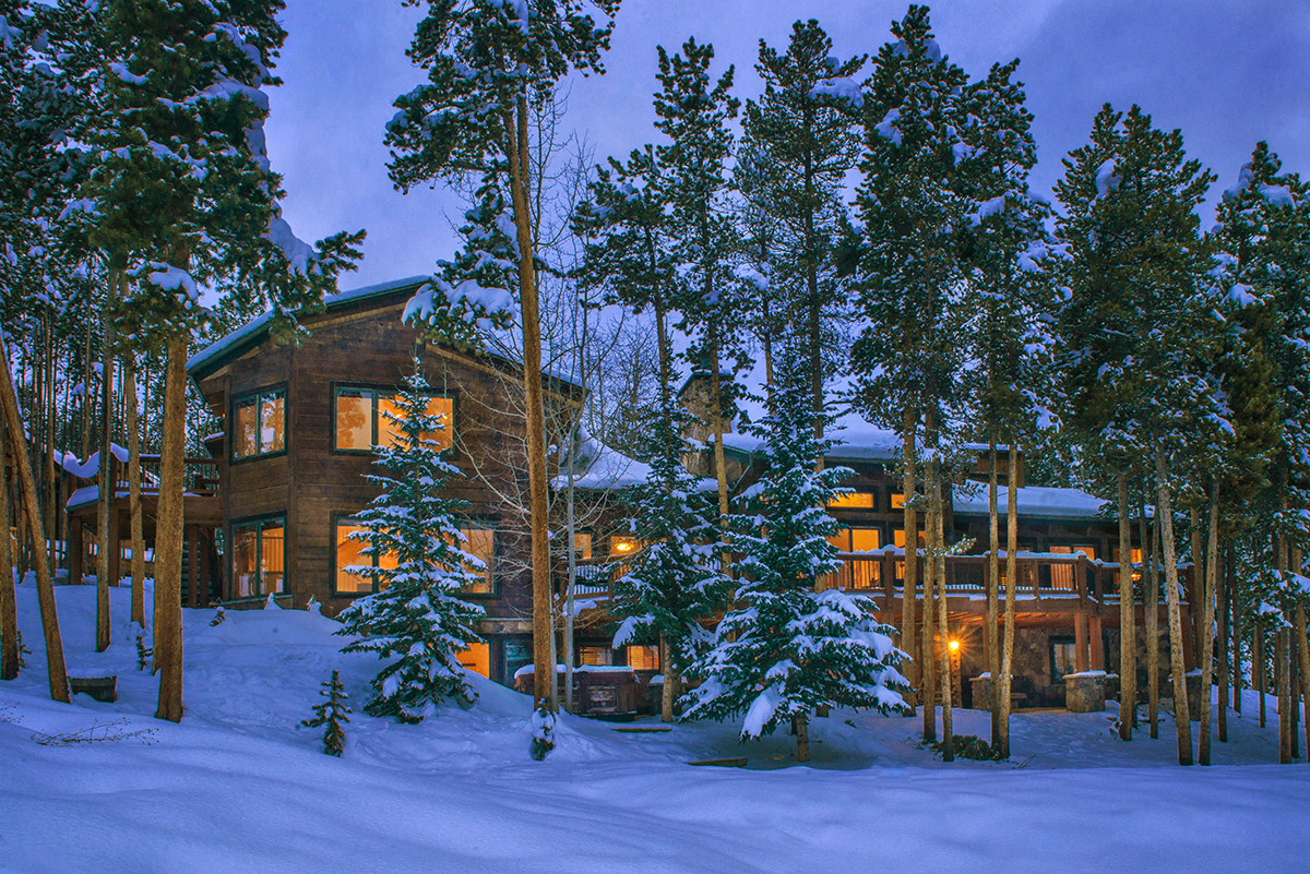 breckenridge ski in ski out lodging
